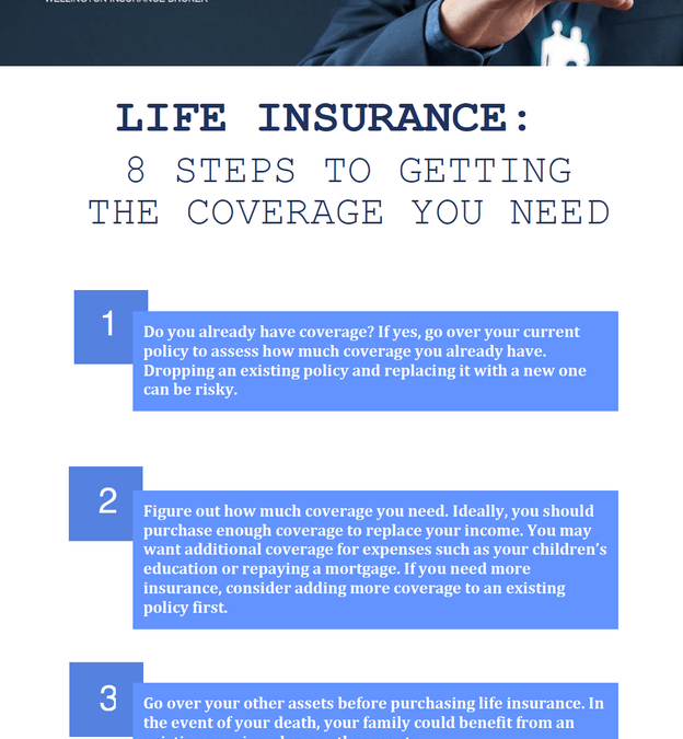8 Steps To Getting The Insurance Coverage You Need