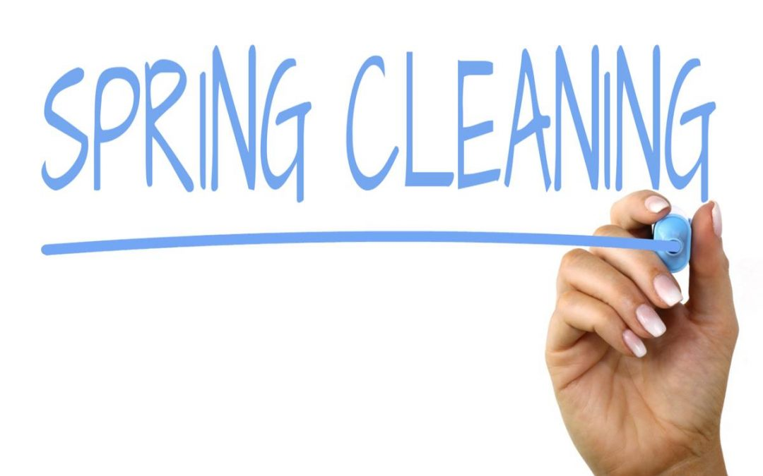 Spring-Cleaning for Your Finances Worksheet (Free Download)